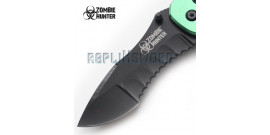 Couteau Zombie Hunter Master Cutlery Green
