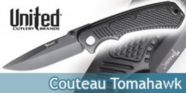 Couteau Cyclone Tomahawk XL1328 United Cutlery