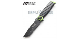 Couteau Death Green MTECH Master Cutlery