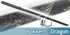 Bokken - Dragon