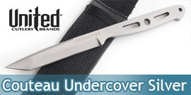 Couteau Tanto Undercover United Cutlery - UC1263