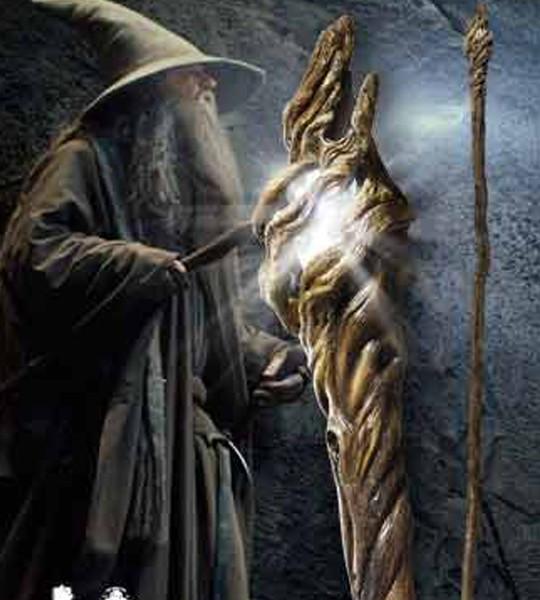 Le Hobbit - Baton de Gandalf lumineux NN1247