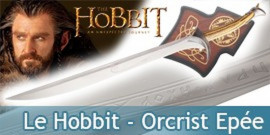 Le Hobbit - Orcrist Epée - Thorin Epée