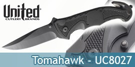 Couteau Tomahawk UC8027 United Cutlery