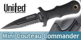 Mini Couteau Combat Commander UC2724 United Cutlery
