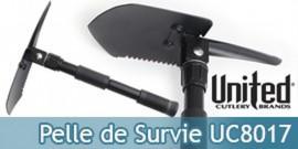 Pelle de Survie Compacte UC8017