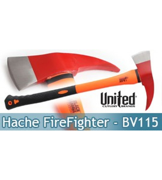 Hache FireFighter BV115 United Cutlery