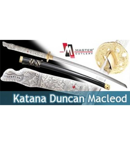 Katana Duncan Macleod C-41HM Master Cutlery