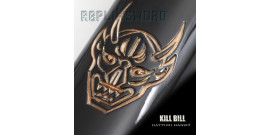 Bushido - Kill Bill Katana Forgé de Bill - Damas