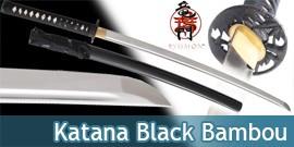Katana Black Bambou Ryumon RY-3051