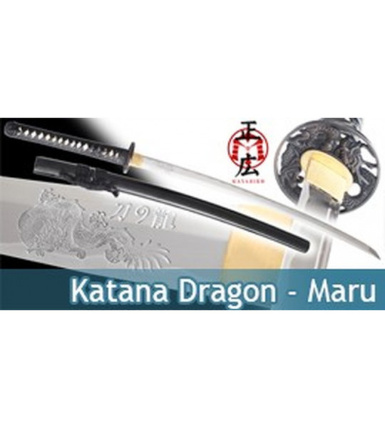 Katana Dragon - Maru Master Cutlery