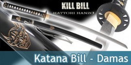 Bushido - Kill Bill Katana Forgé de Bill - Damas