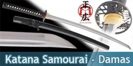 Katana Samourai Masahiro Damas - MAZ-400