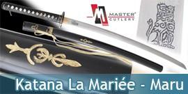 Kill Bill - Katana La Mariée Maru Master Cutlery