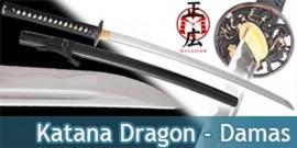 Katana Dragon Masahiro Damas MAZ-401