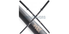 Bokken X2 Noir - Black Edition