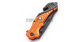 Couteau Tactique Pompier - 429
