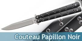 Couteau Papillon Noir - 371