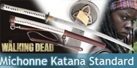 Katana Michonne - The Walking Dead - Edition Standard