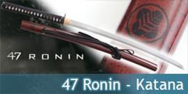 47 Ronin Katana du Clan 47 Ronin - 47R001