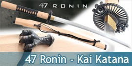 47 RoninTengu Katana Kai - 47R003
