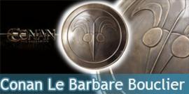 Conan Bouclier Cimmérien - Conan le Barbare