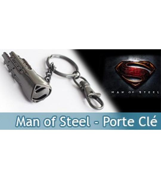 Porte Clé Man of Steel Bijou NN4130