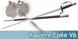 Rapiere Italienne Epée V6