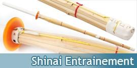 Shinai Bambou Entrainement Kendo Aikido