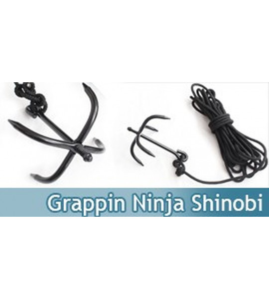 Grappin Ninja Shinobi