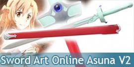 Sword Art Online Epée Asuna Lambent Light  V2