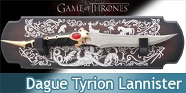Catelyn Stark Poignard Game of Thrones Dague VS0102