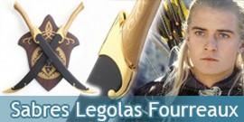 Le Seigneur des Anneaux - Sabre Legolas + Fourreau