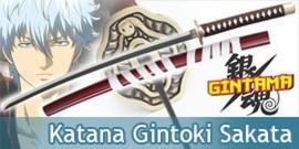 Manga Gintama Katana de Gintoki Sakata Epée