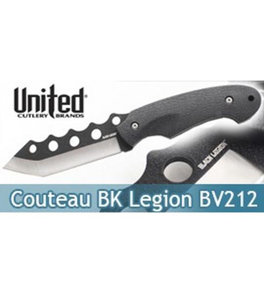 Couteau Black Legion BV212 United Cutlery