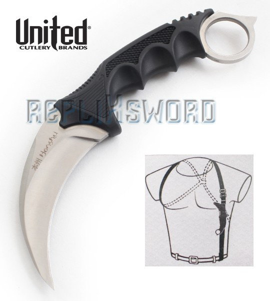 Couteau Karambit Honshu United Cutlery UC2977