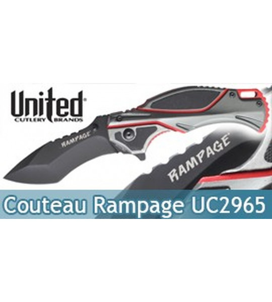 Couteau Rampage UC2965 United Cutlery