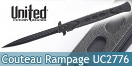 Couteau Rampage UC2776 United Cutlery