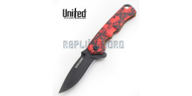 Couteau Black Legion BV162 United Cutlery