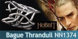 Bague Thranduil Anneau de la Foret NN1374