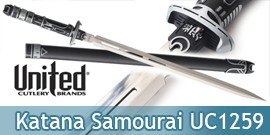 Katana Samurai 3000 Epée Samourai UC1259