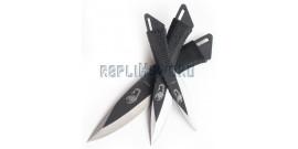 Set 3 Couteaux de Lancer Scorpion