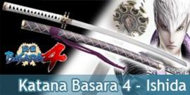 Katana Basara 4 Ishida Mitsunari Epée