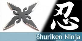 Ninja Shuriken Fantasy ET12