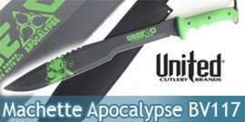 Couteau Machette Death BV117 United Cutlery