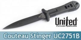 Couteau Spécial Agent Stinger - UC2751B