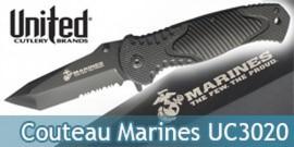 Couteau Marines USMC UC3020 United Cutlery