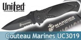 Couteau Marines USMC UC3019 United Cutlery