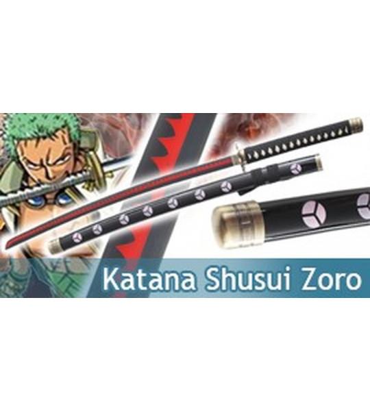 One Piece Katana Zoro Roronoa Shusui Epée Sabre