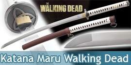 Katana Maru Michonne - The Walking Dead